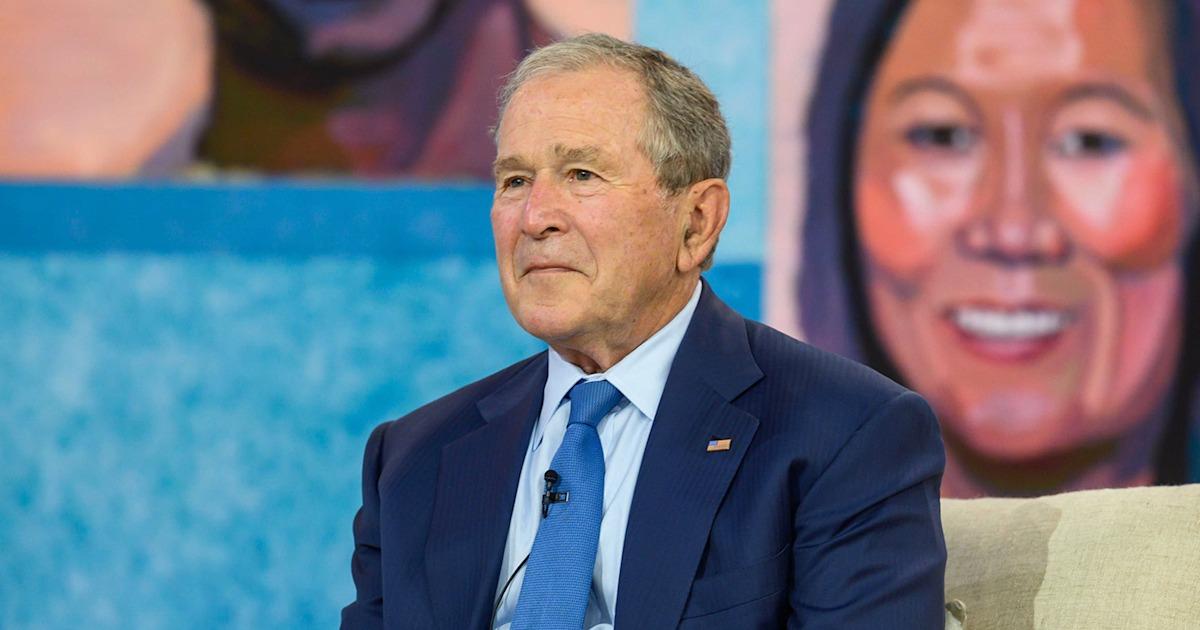 Former President George W. Bush weighs in on Derek Chauvin trial