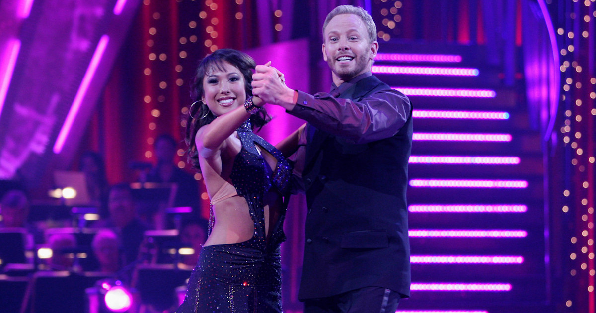 Cheryl Burke apologizes to Ian Ziering for 'nasty' 'Dancing With the Stars' comments