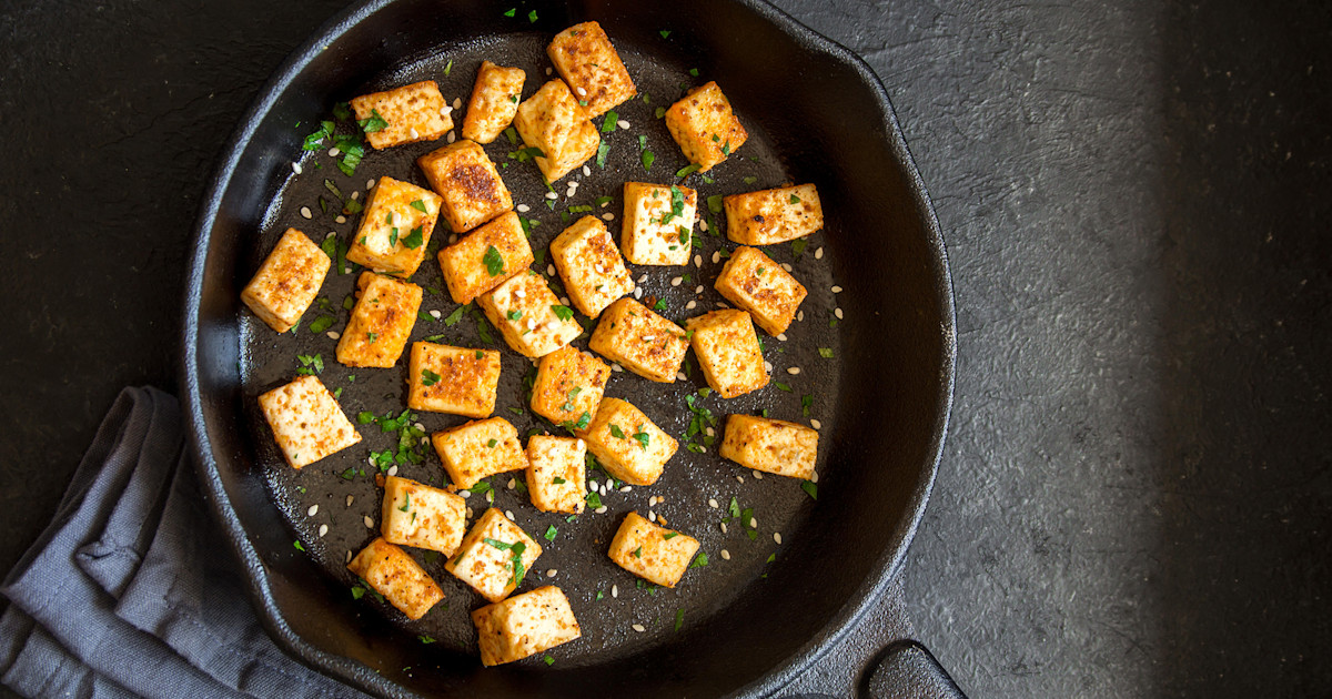 How to cook with tofu — and the secret to getting it super crispy