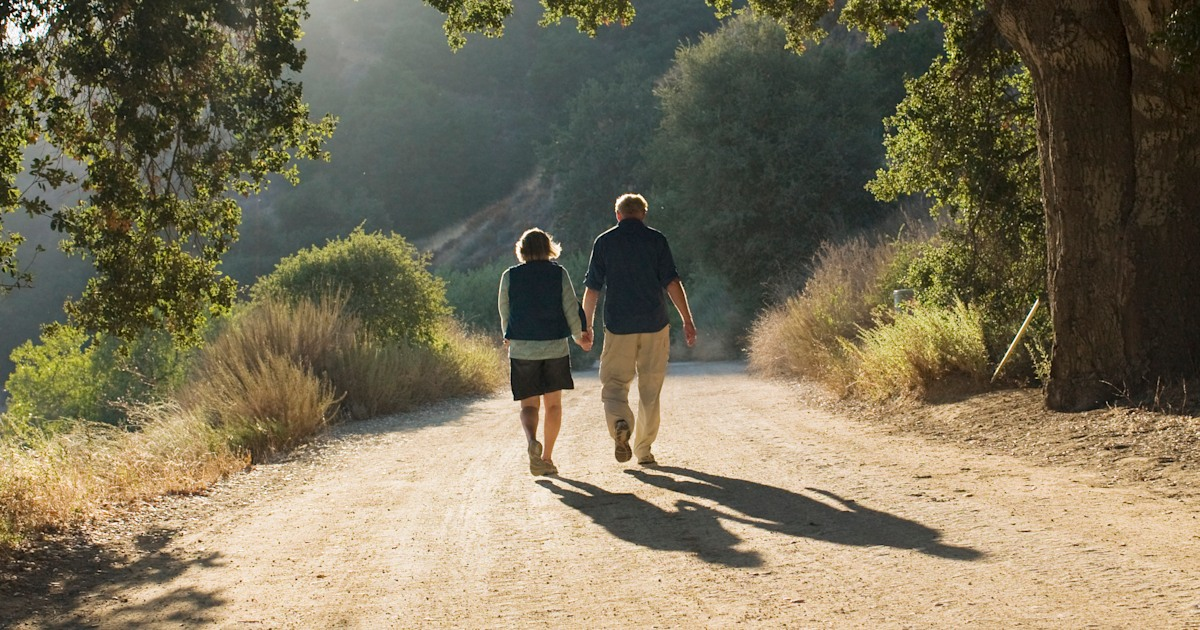 The unexpected health downside of walking with your partner