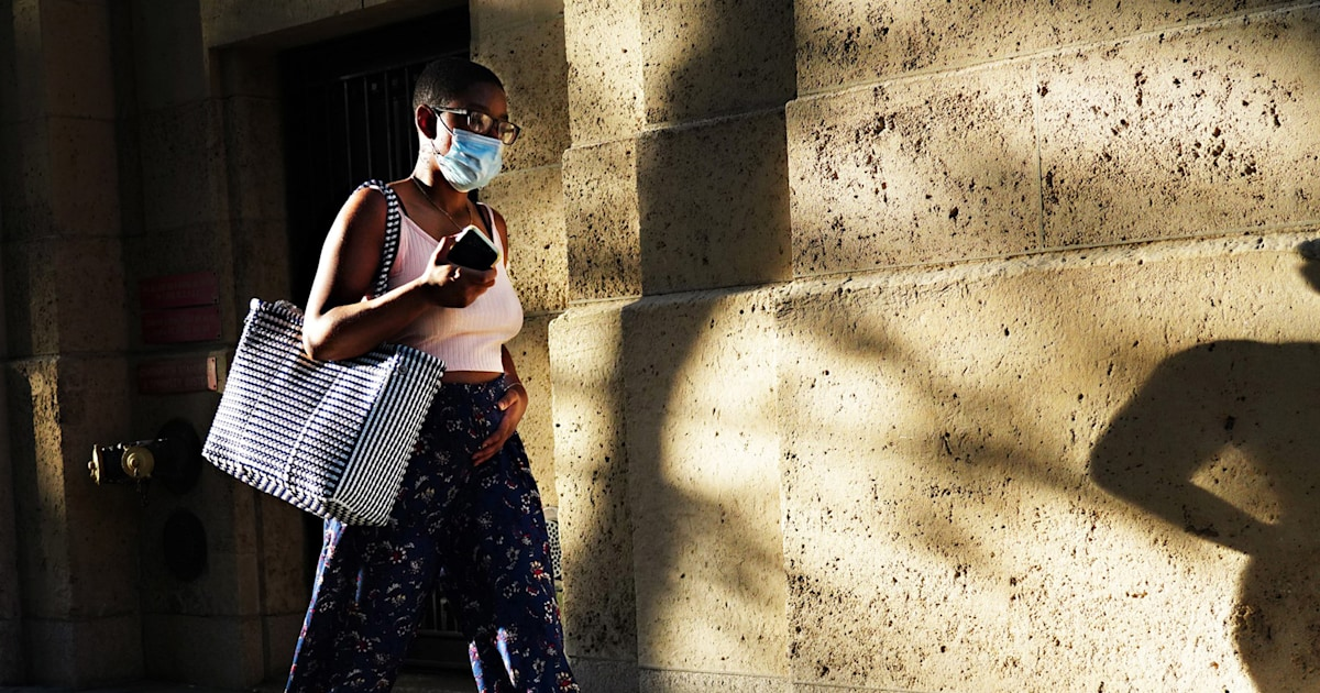 Is it still necessary to wear masks outdoors? CDC 'looking at' revising mask guidance