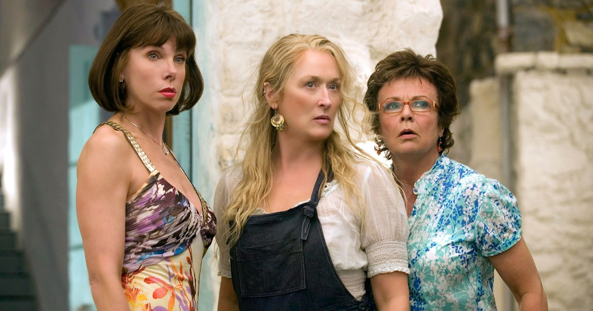 Could there be a 3rd 'Mamma Mia' film? Christine Baranski weighs in