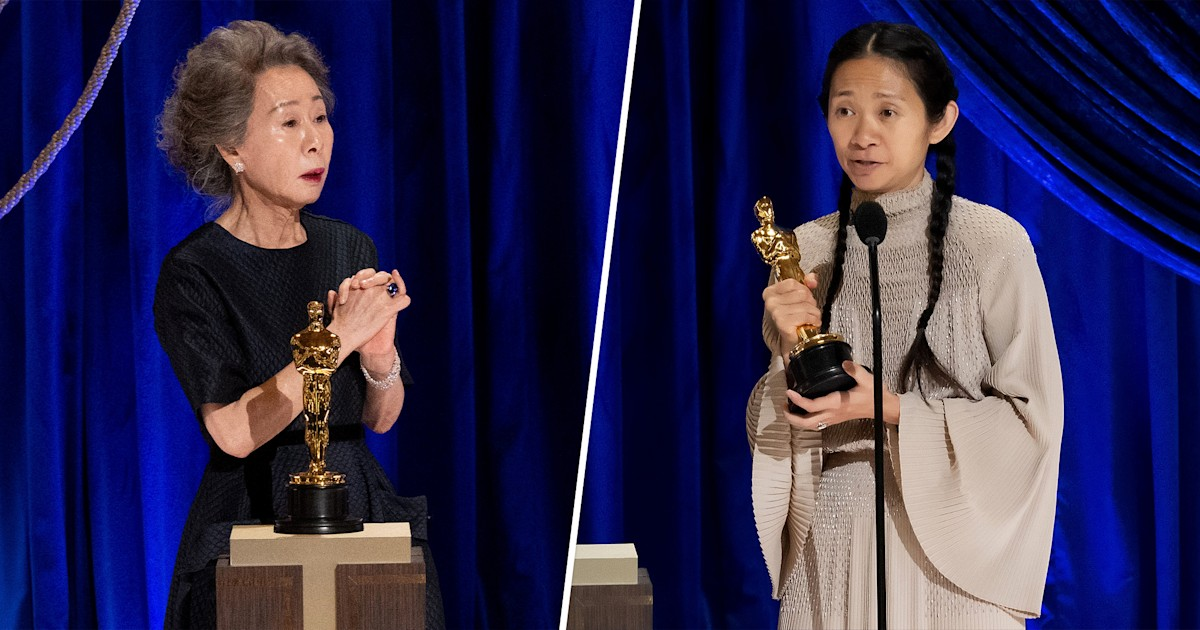 The best Asian pride moments from the Oscars