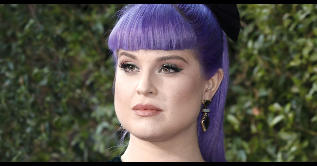 Kelly Osbourne explains how a 'nervous breakdown' led to her relapse