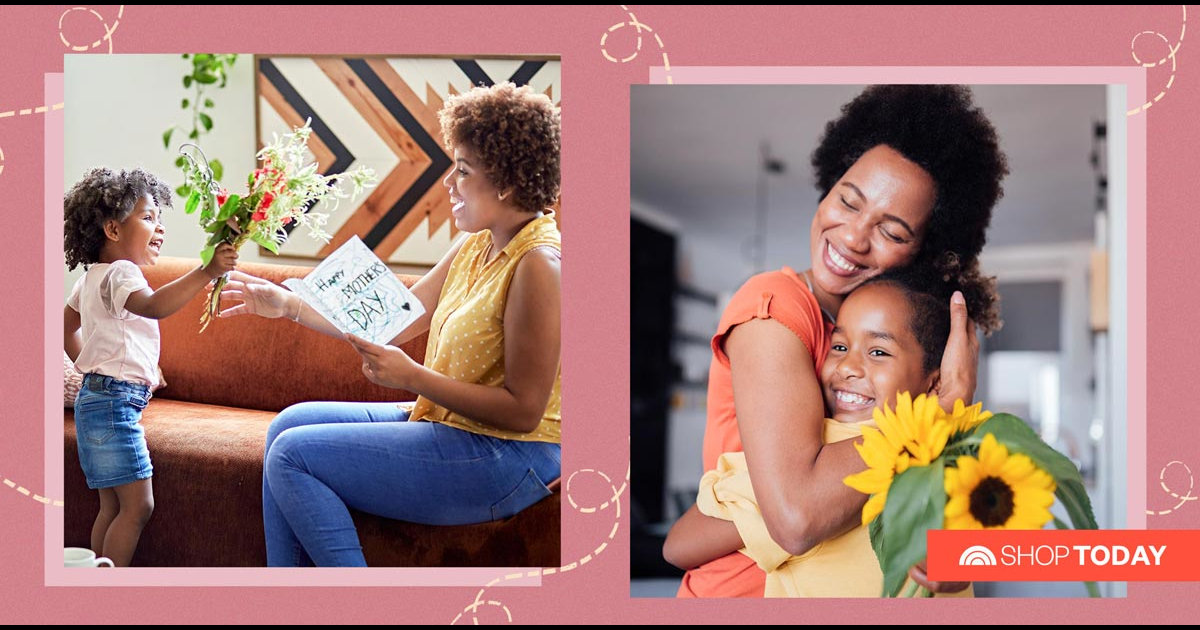 Make mom smile with these 26 unique cards and flowers this year