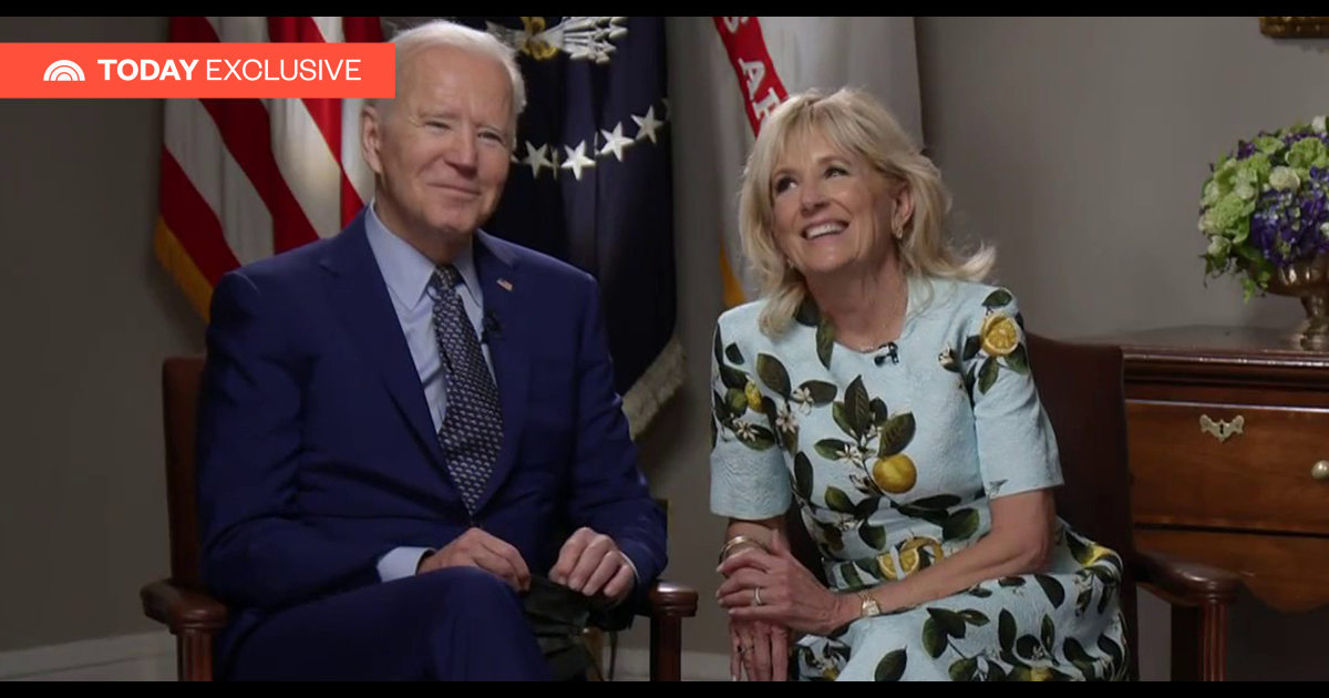 Bidens say new cat will join them at White House soon: 'She's waiting in the wings'