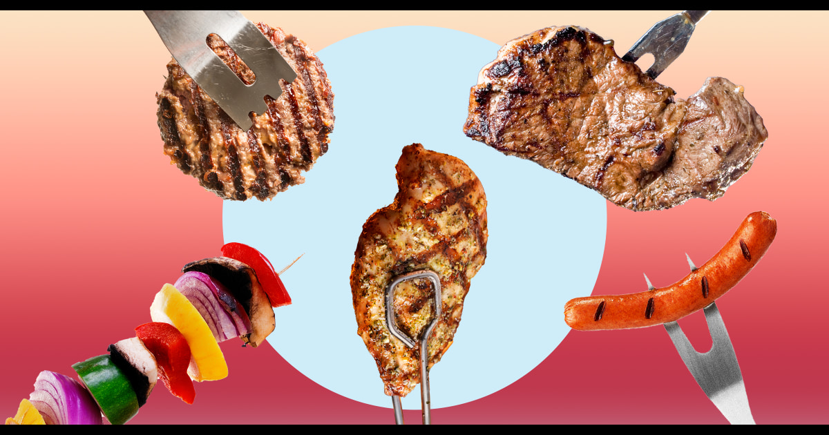 TODAY's grill guide: Learn how to grill meats, veggies, fish and more