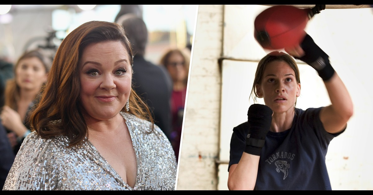 Melissa McCarthy breaks down in tears after seeing 'Million Dollar Baby' for 1st time