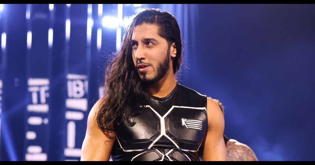 How WWE superstar Mustafa Ali fasts, works out and performs during Ramadan