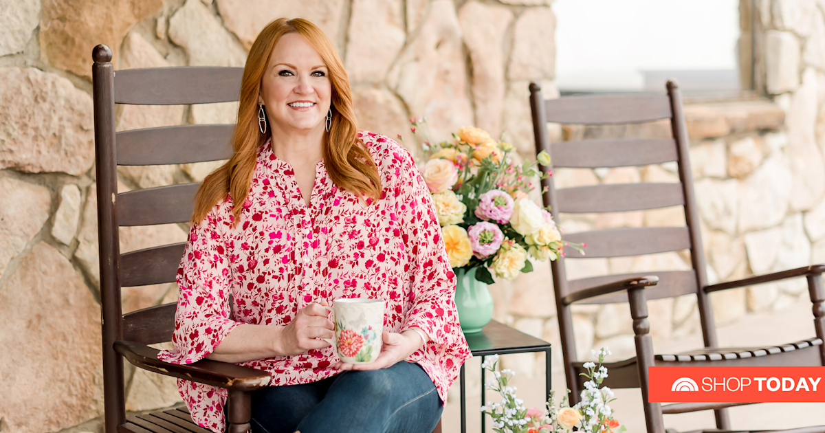 Ree Drummond dropped a spring fashion line — and everything is under $30