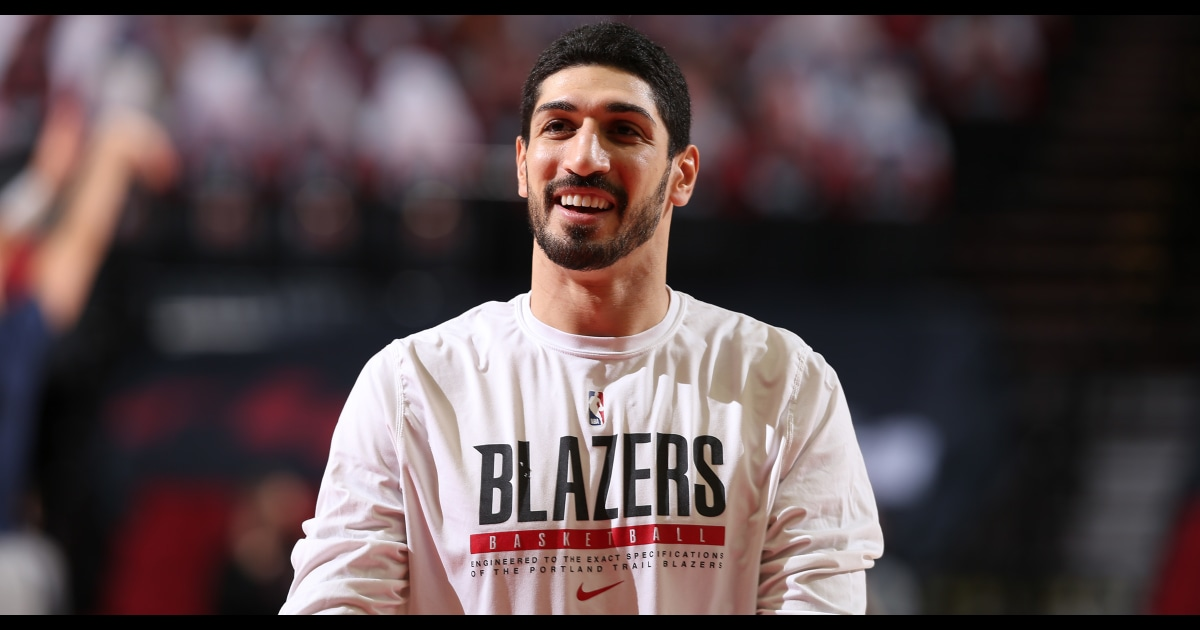 NBA star Enes Kanter shares his challenges with fasting during Ramadan