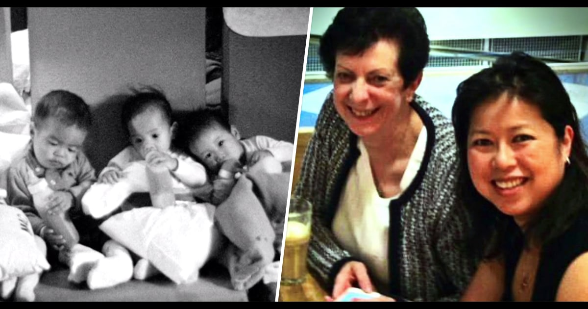 An officer saved dozens of babies in a plane crash. Decades later, she connected with 1
