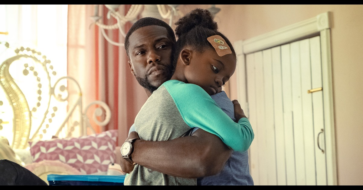 The real-life dad behind Kevin Hart's role in 'Fatherhood' speaks out