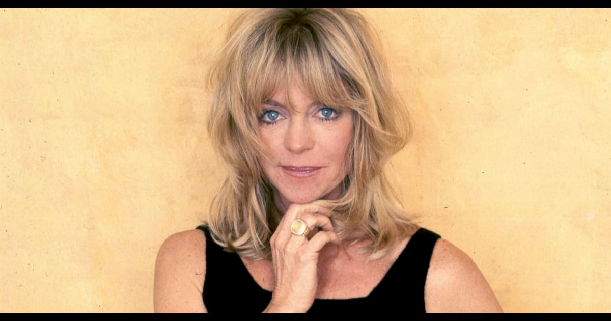 Goldie Hawn opens up about being 'very depressed' in her 20s