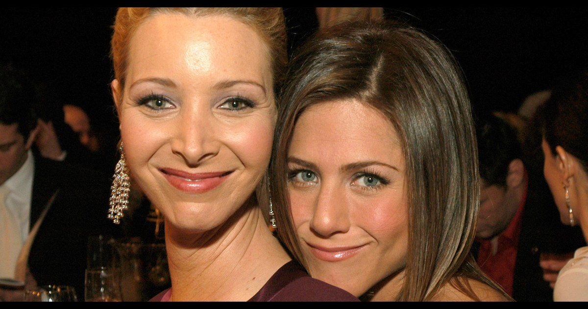 Lisa Kudrow: My son thought Jennifer Aniston was his mom