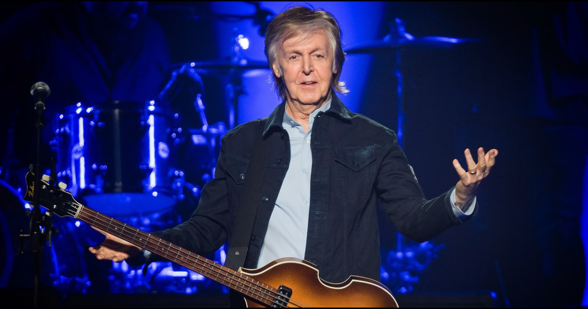 Could eye yoga help your vision? An expert discusses Paul McCartney's routine