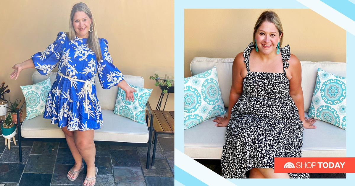 Target's new dress collection screams summer — and they're flying off shelves