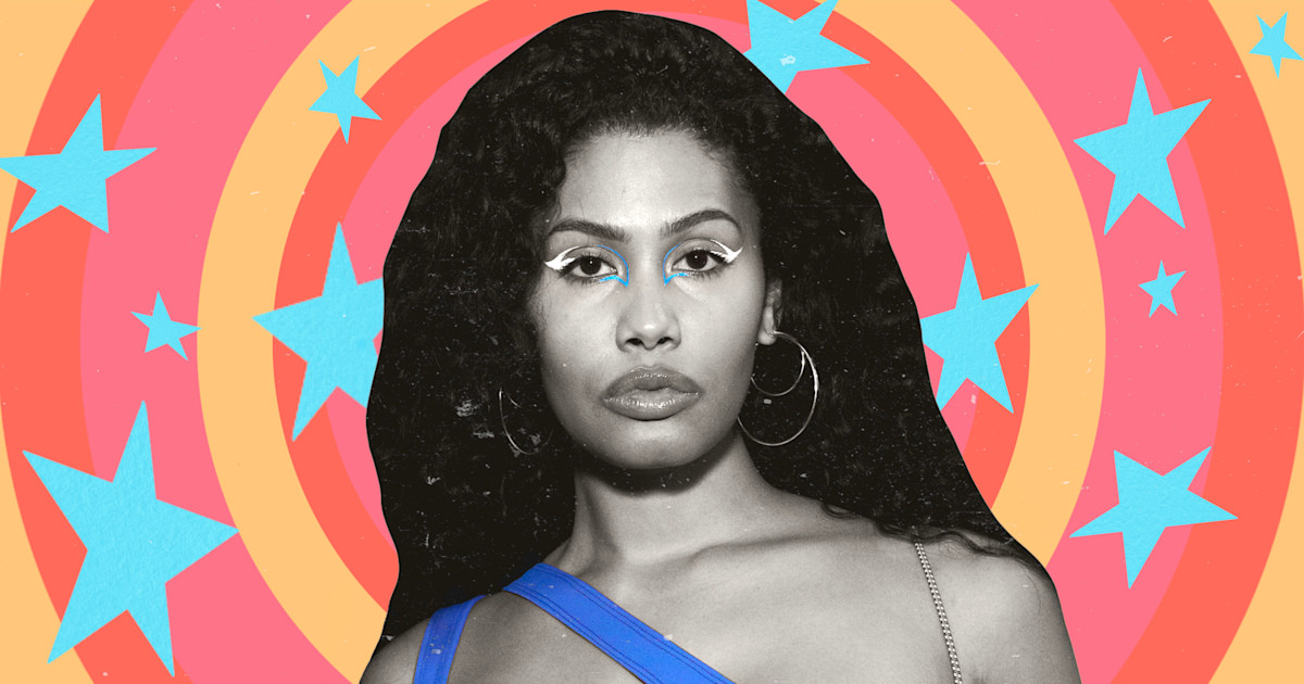 Leyna Bloom, Sports Illustrated's 1st transgender model of color, on breaking barriers