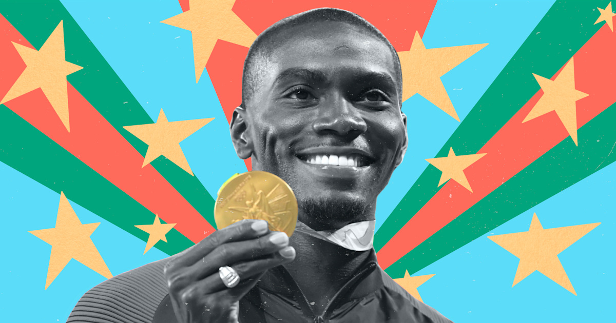 How out Olympian Kerron Clement turned sideline slurs into life-changing motivation