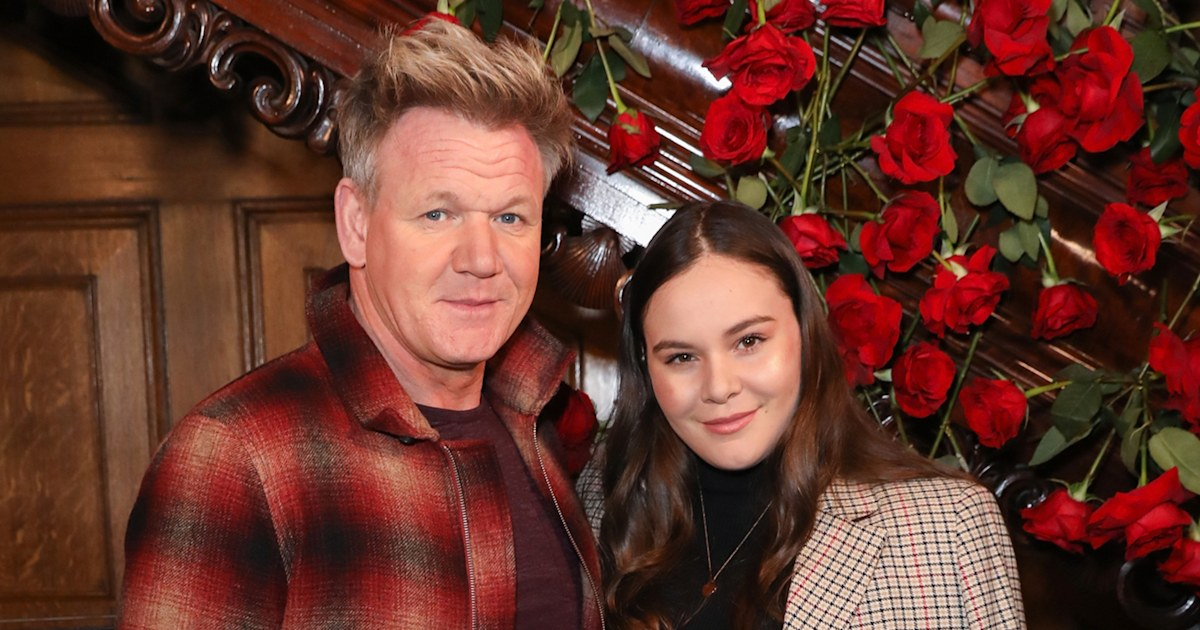 Gordon Ramsay's daughter Holly opens up about depression after being assaulted in college