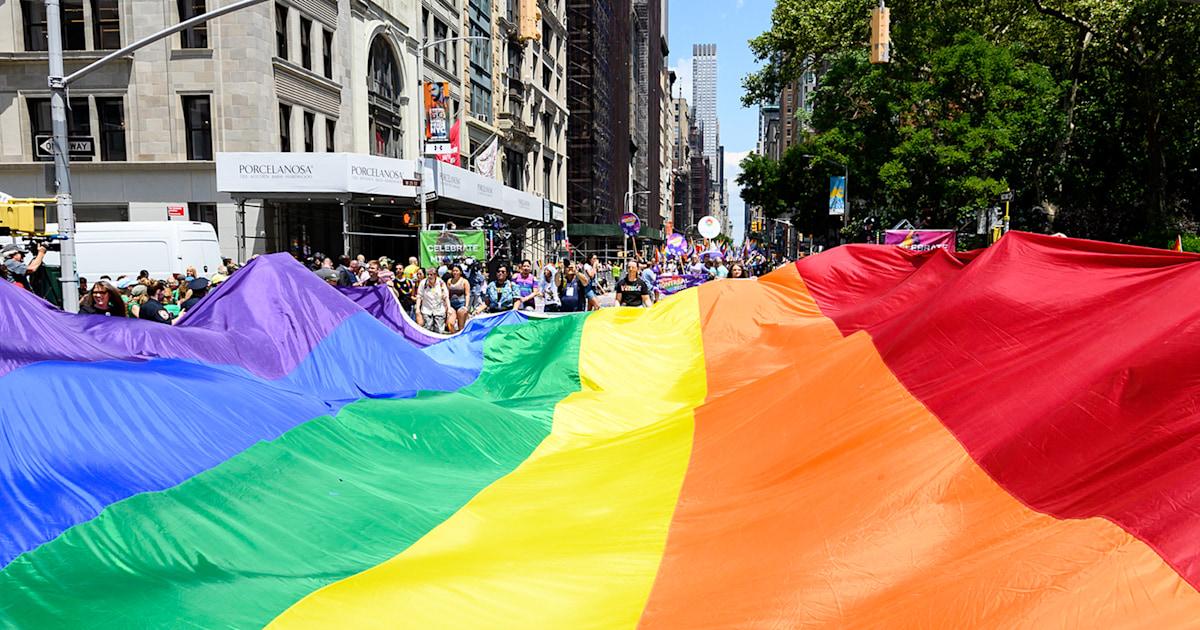 President Biden recognizes LGBTQ Pride Month
