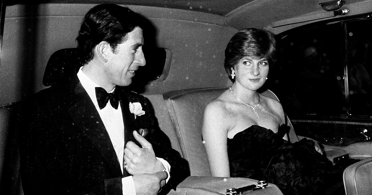 Designer reveals story behind one of Princess Diana's most daring looks