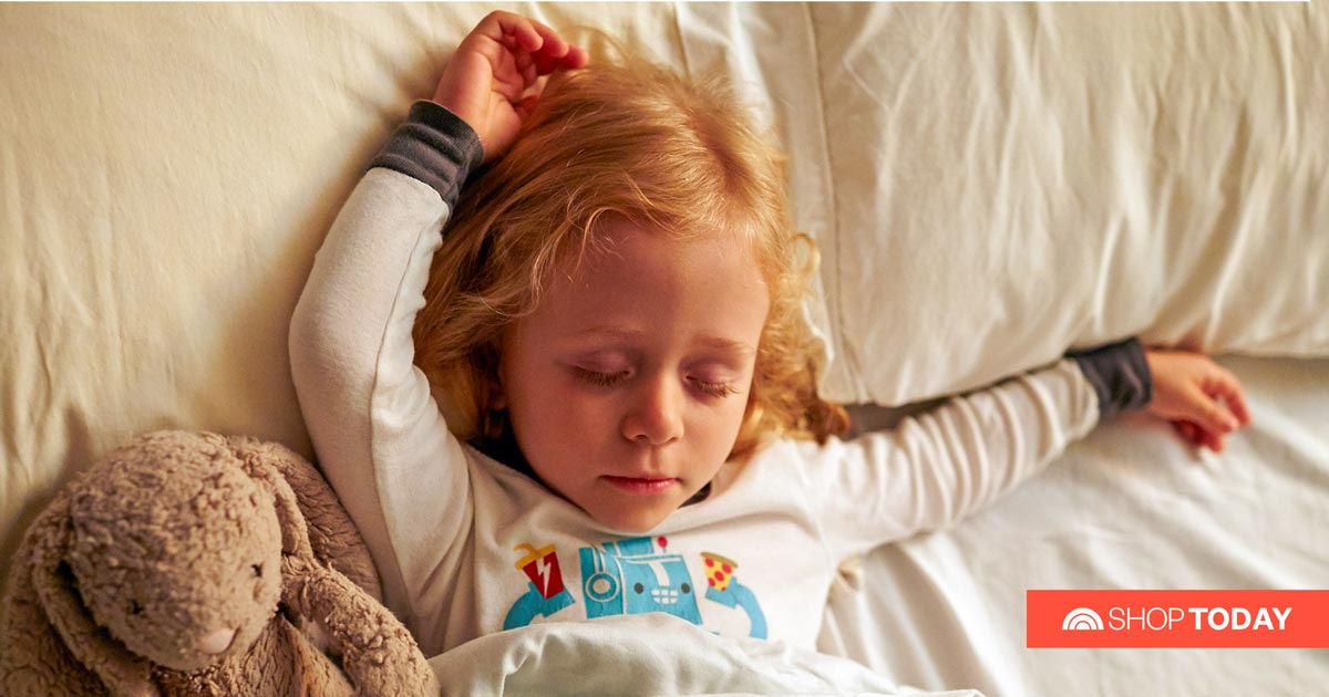 Is your child having trouble sleeping? An expert recommends this gadget