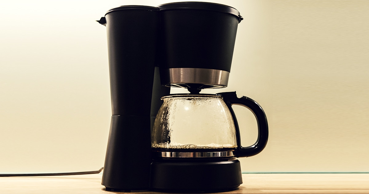 Here's the secret to a really good cup of drip coffee