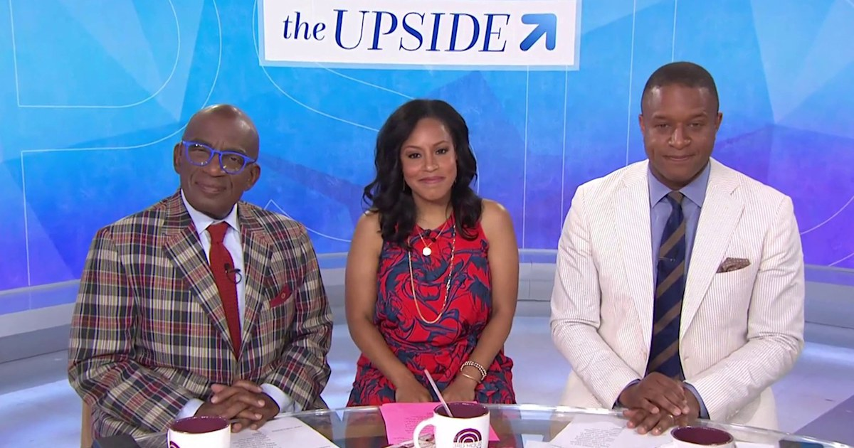 Fashion faceoff! Al Roker and Craig Melvin rock stylish suits on TODAY