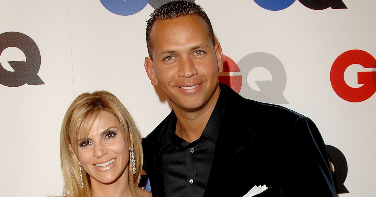 A-Rod shares photos with ex-wife Cynthia Scurtis amid J.Lo and Ben Affleck rumors
