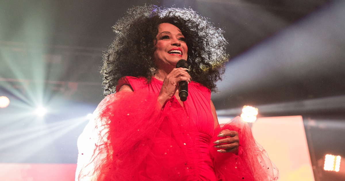 Diana Ross returns with 1st album of original, new music in 22 years