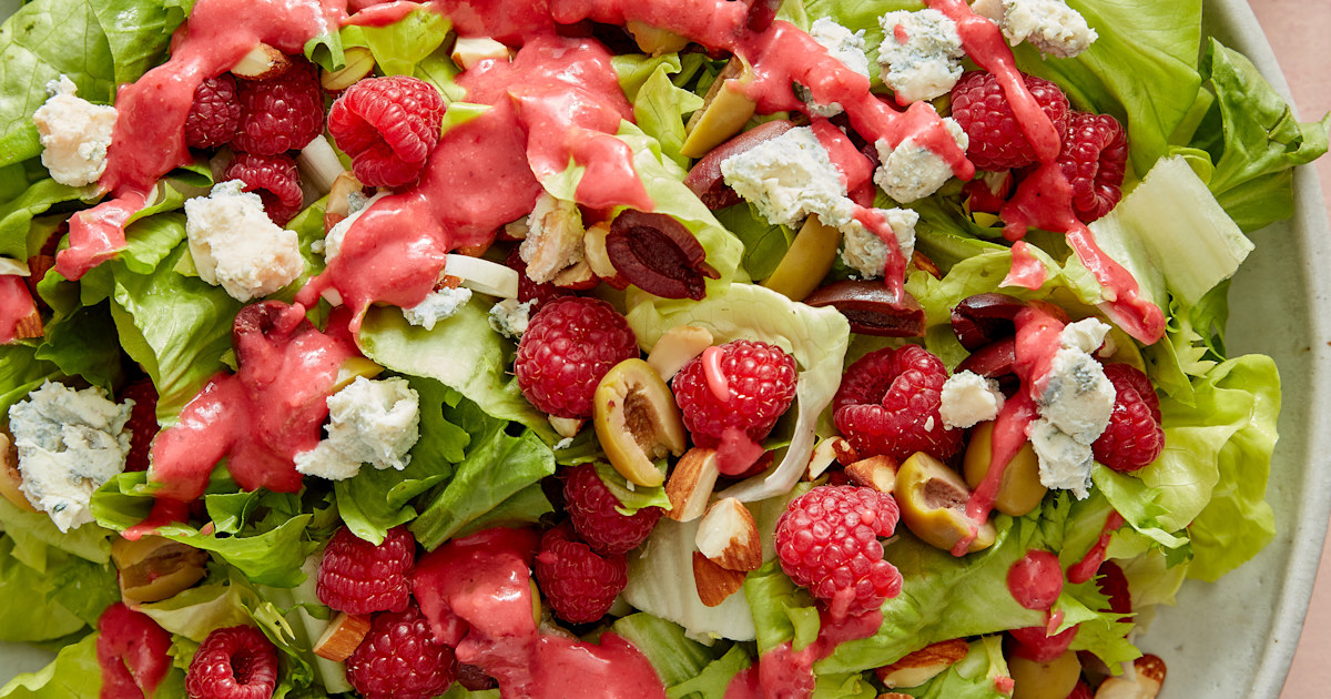 Giada Laurentiis shares her recipes for a vibrant summer salad and gluten-free cookies