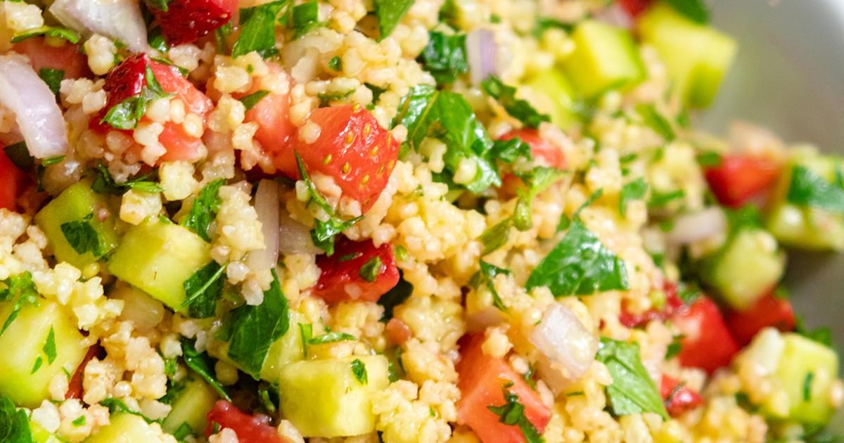 Giada makes 2 light and bright vegan-friendly summer recipes
