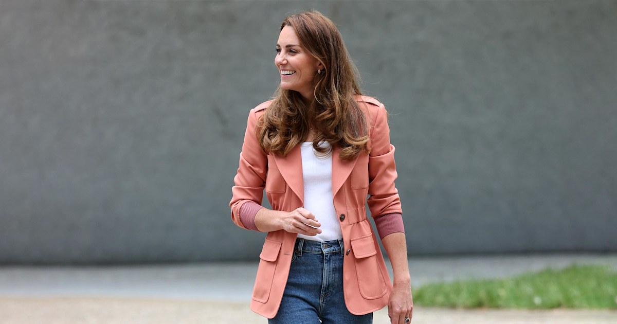 Kate Middleton's earrings are the It summer accessory — and they have a waitlist