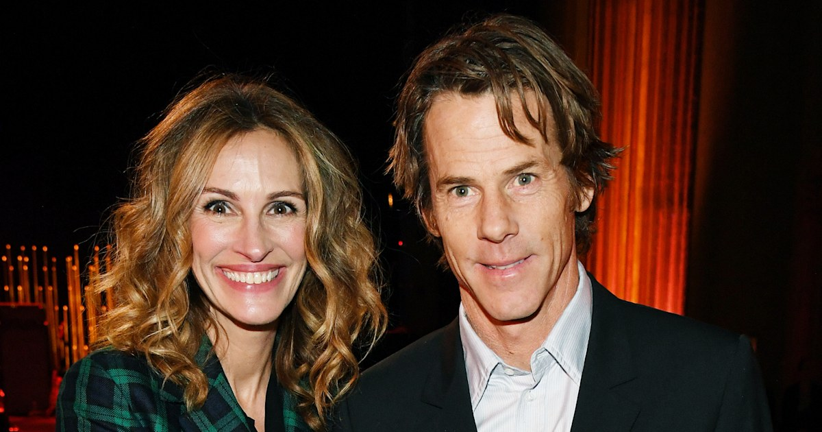 Julia Roberts and Danny Moder have Seen Tough Times in their Marraige, Struggled to Save it