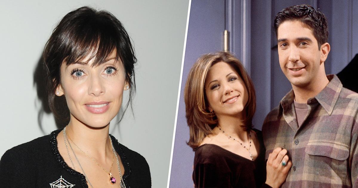 What David Schwimmer's ex Natalie Imbruglia thinks of his crush on Jennifer Aniston