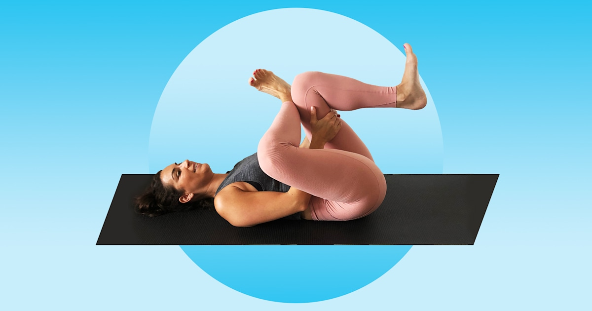 Hip pain? The figure four stretch can help