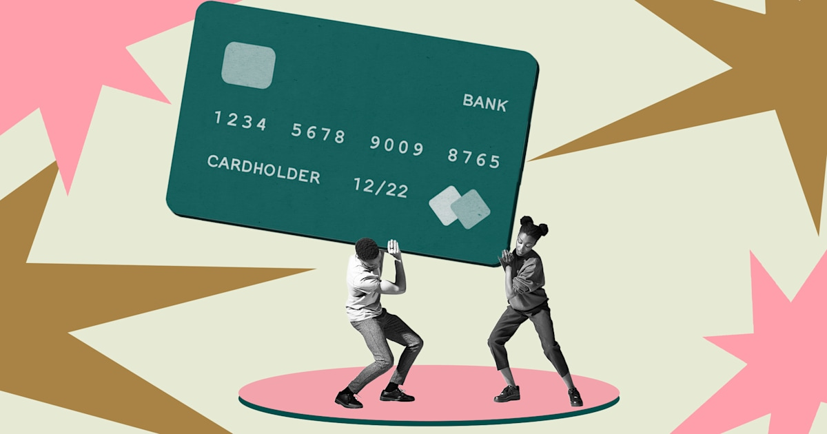 5 easy steps to start paying off your credit card debt