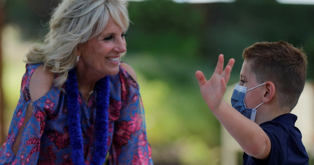 Jill Biden: Don't make troops choose between family and country