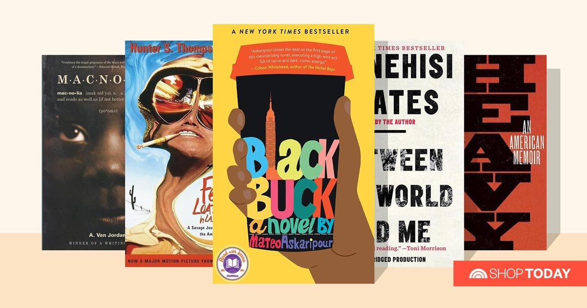 6 books to read after 'Hell of a Book,' by Jason Mott