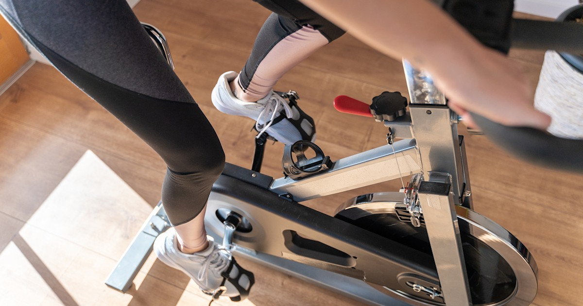 Everything you need to know about starting an at-home cycling routine