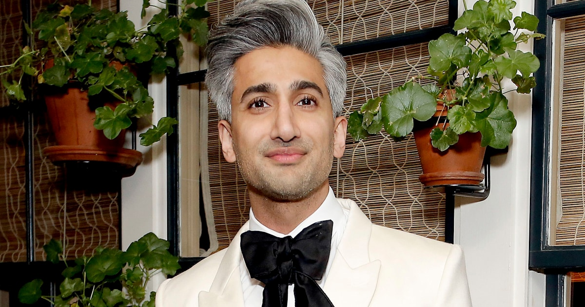 'Queer Eye' star Tan France reveals the dad style look he can't resist