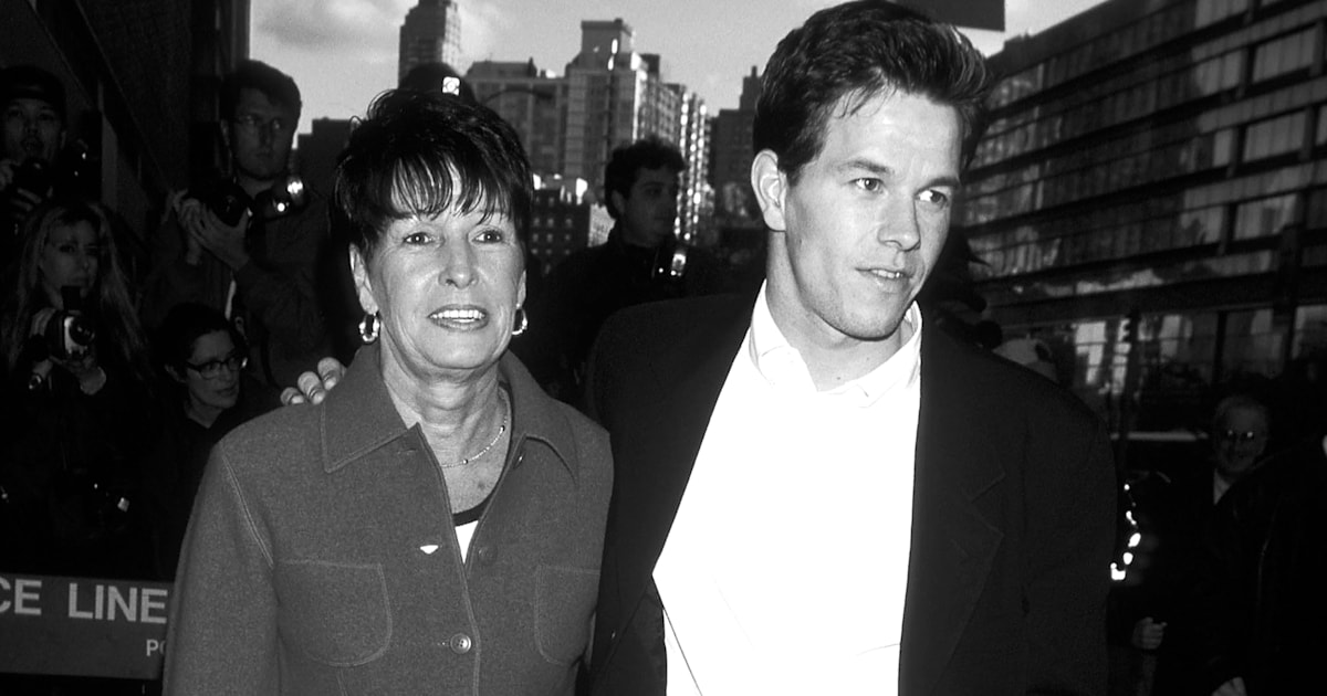 Mark Wahlberg shares the heartwarming ritual he had with his late mom