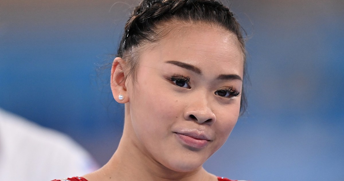 www.today.com: Suni Lee, 1st Hmong American Olympic gymnast, brings pride to community with win