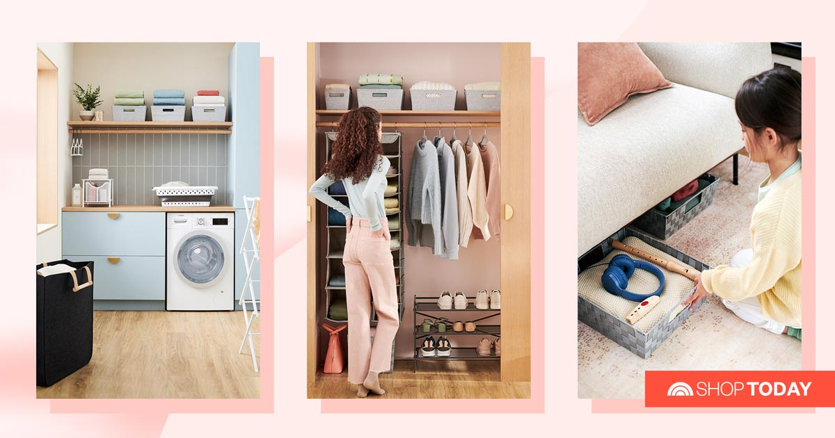 Storage just got smarter with this home brand's newest line — essentials start at $8