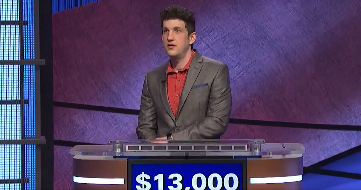 'Jeopardy!' clarifies rules after champion's strange habit confuses fans