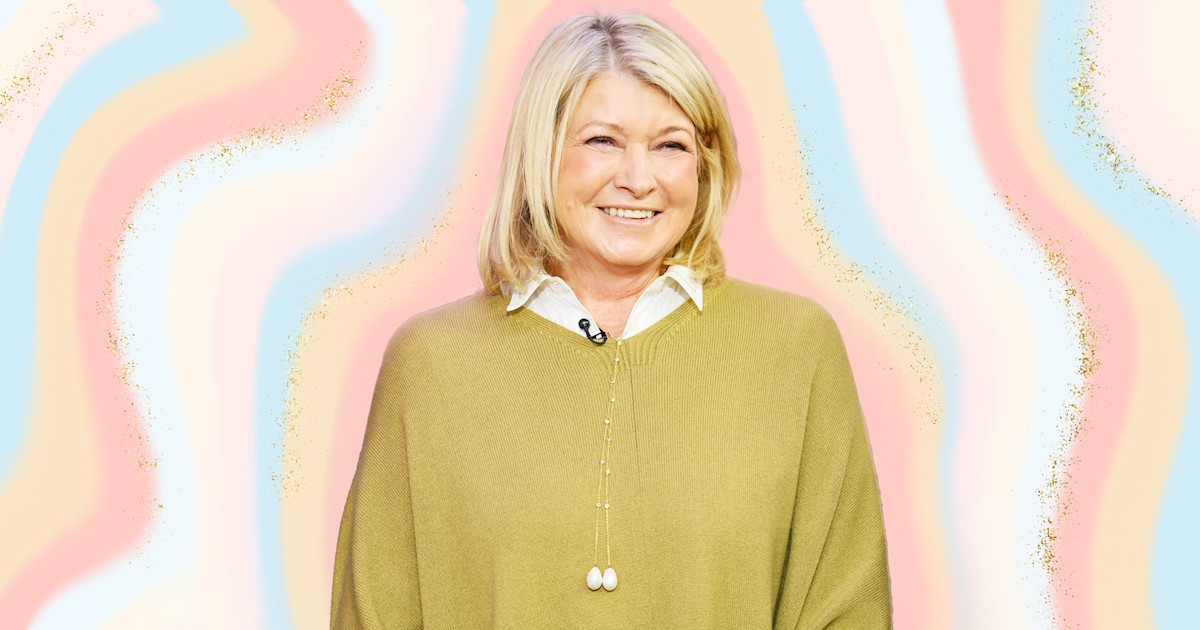 It's Martha Stewart's 80th birthday! Celebrate with her best TODAY recipes