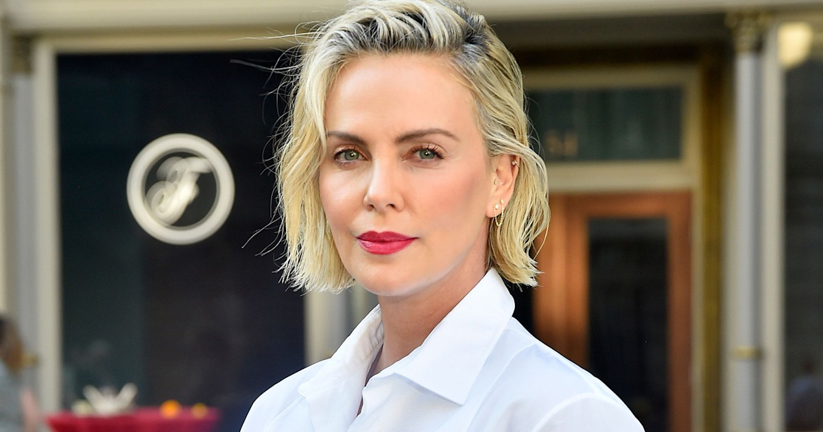 Charlize Theron posts rare video of her two daughters