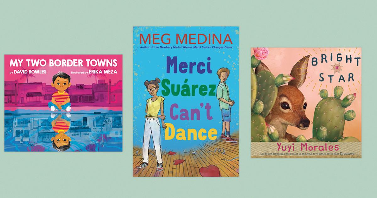 23 beautiful kids' books to celebrate and honor Hispanic Heritage Month