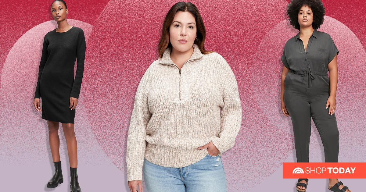 Gap is having a 48-hour Flash Sale and fall essentials start at just $13